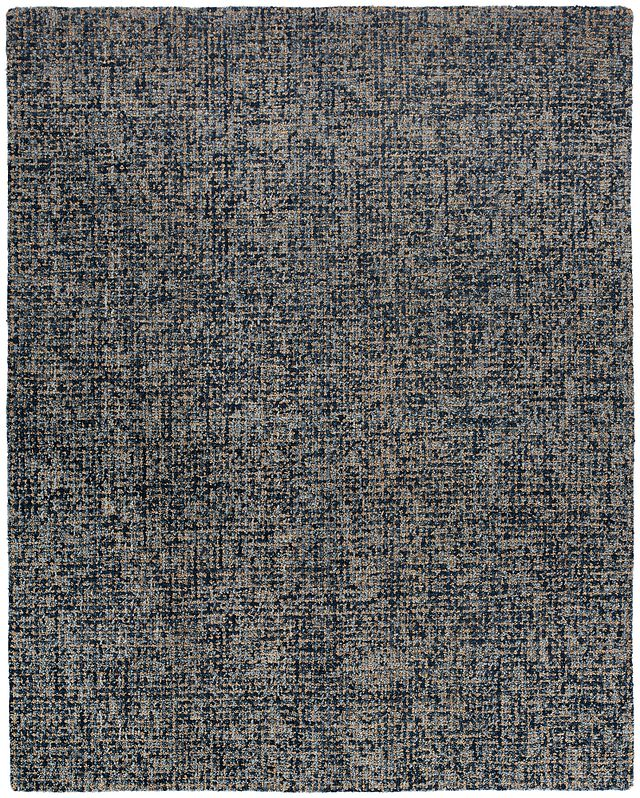 Ryker Dark Blue 5x8 Area Rug (0)