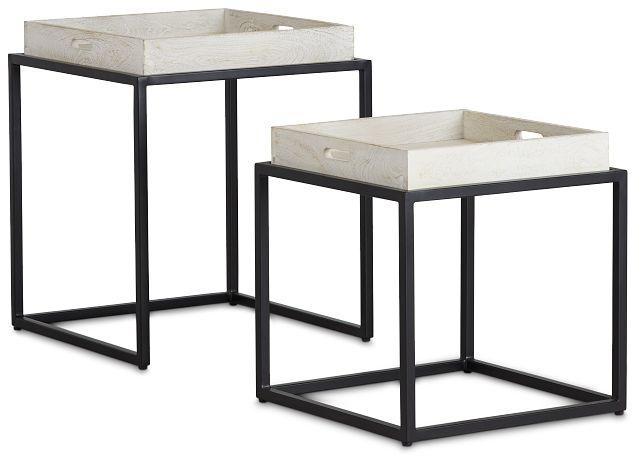 Bodi Light Tone Set Of 2 Nesting Tables (1)