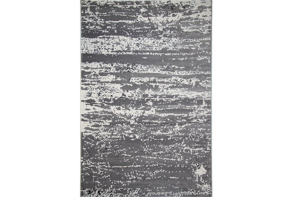 Kanyon Gray 8x10 Area Rug