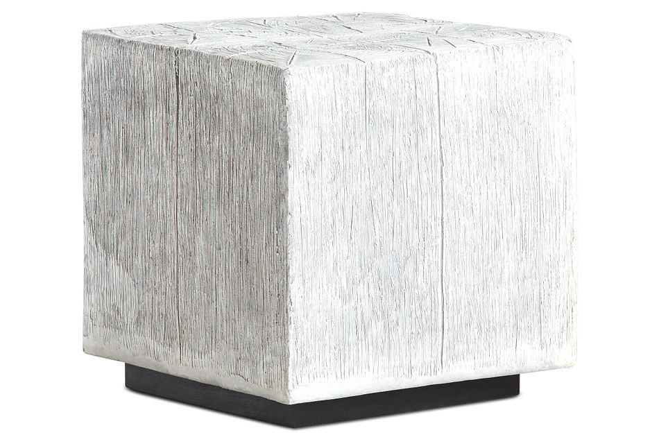 Genoa Cement End Table