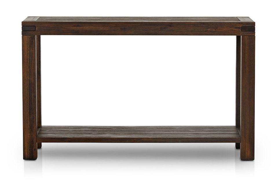Holden Dark Tone Sofa Table