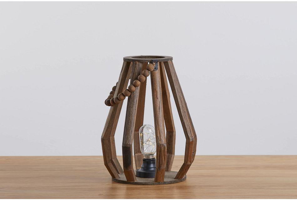 Charli Light Tone Large Lantern