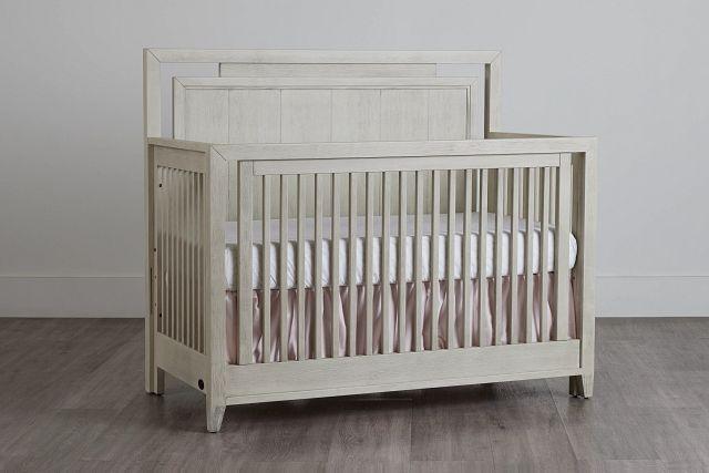 Ashton Ivory 4-in-1 Crib (0)