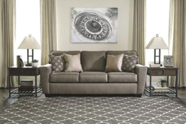 Calicho Dark Taupe Micro Sofa (1)