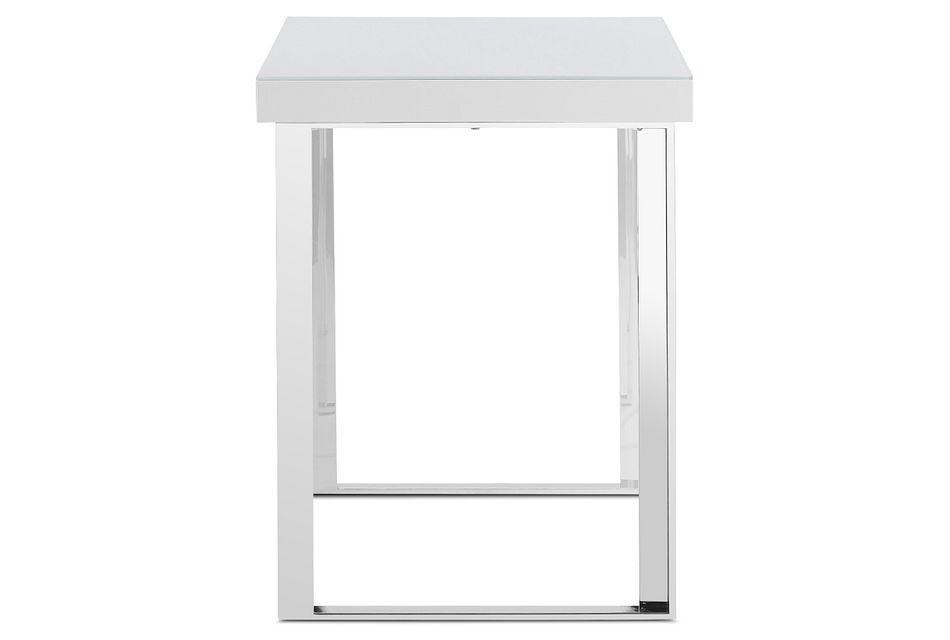 Axel White Desk
