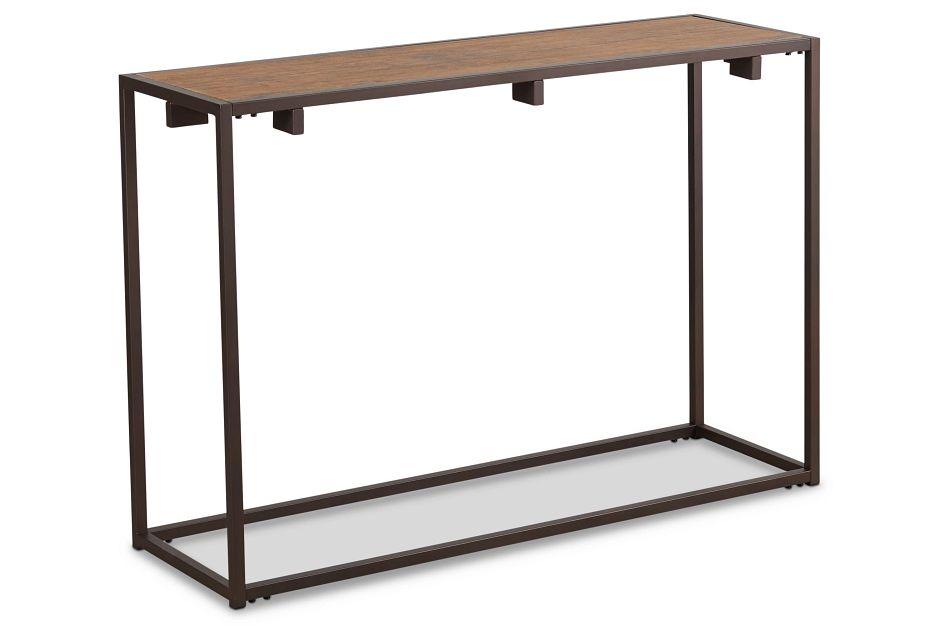 Reggie Dark Tone Console Table