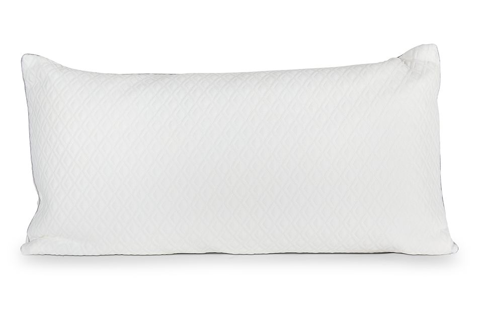 Rest & Renew Shredded Memory Foam Side Sleeper Pillow