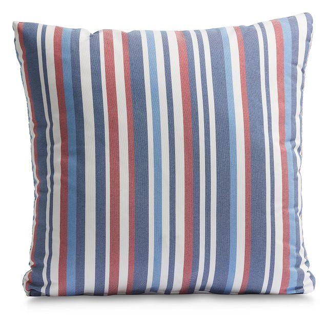"Forward Nautical 20"" Indoor/outdoor Accent Pillow (0)"