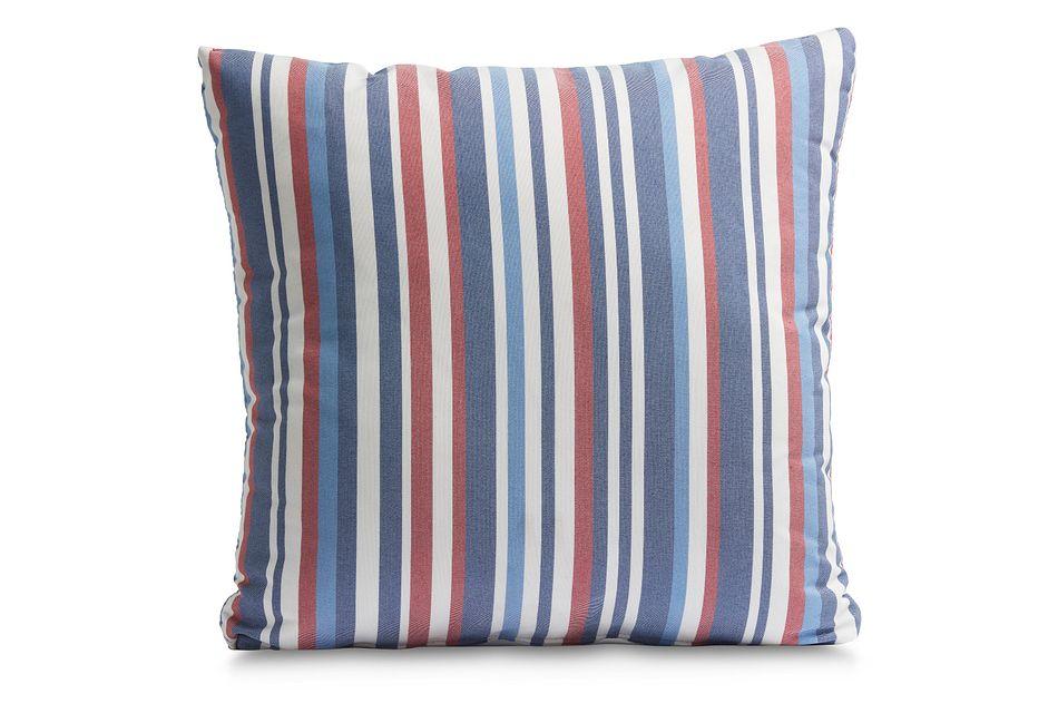 "Forward Nautical 20"" Indoor/outdoor Accent Pillow"