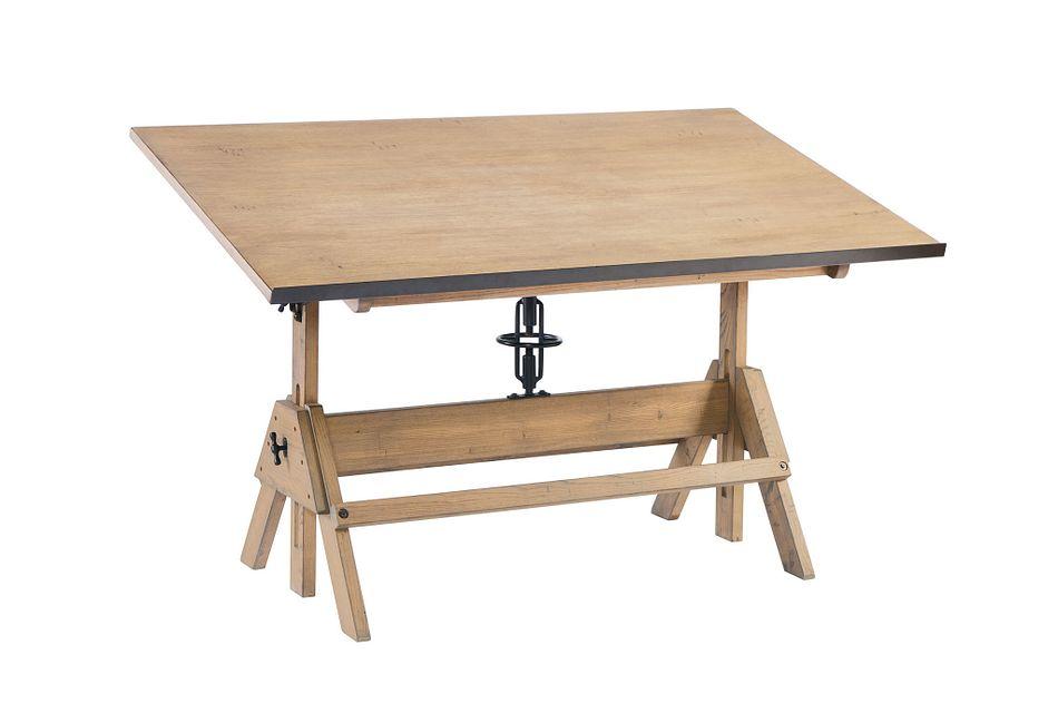 Blueprint Light Tone  Drafting Table