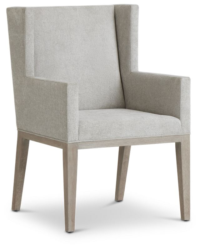 Linea Light Tone Arm Chair (1)
