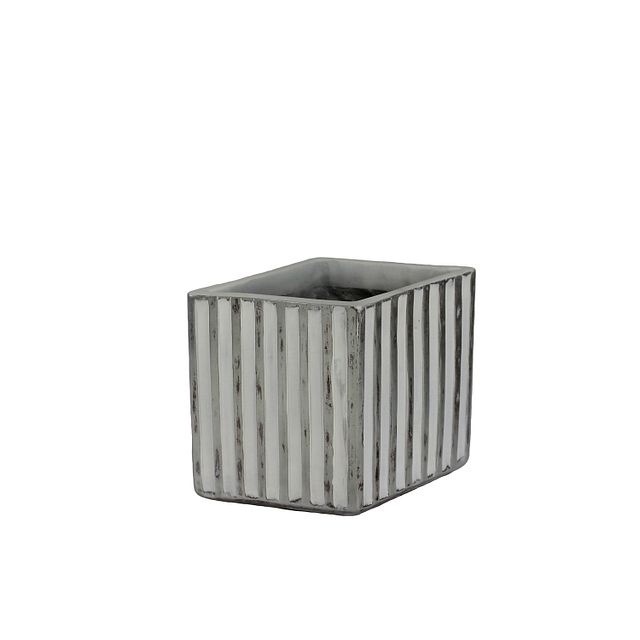 Polly Gray Small Vase (0)