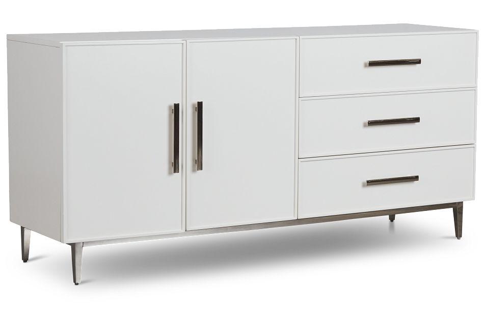 Lane White Dresser,  (2)