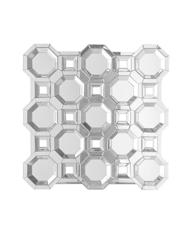Linzey Silver Mirror (0)