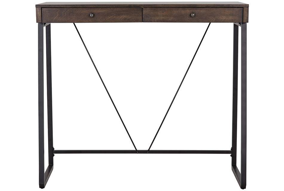 Blaine Dark Tone  Desk And Chair