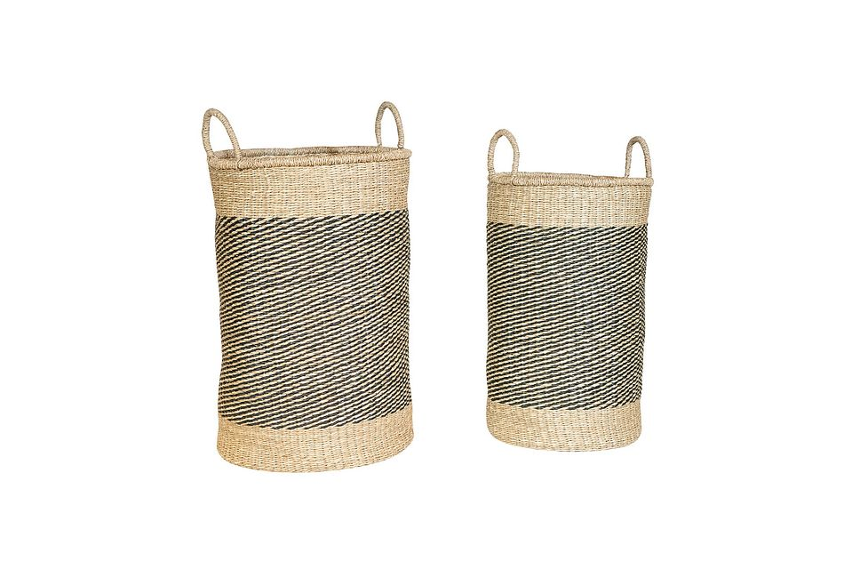 Essential Tall Set Of 2 Basket