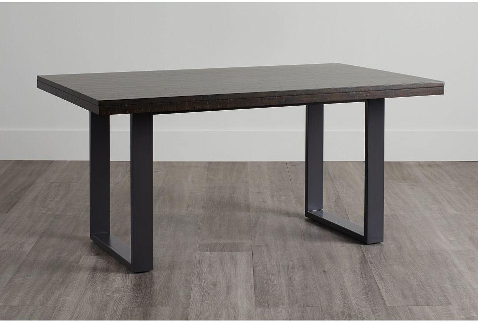Sawyer Dark Tone Rectangular Table,  (0)
