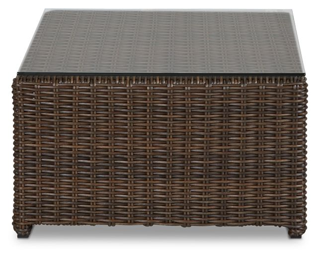 Southport Dark Brown Rect Coffee Table (2)