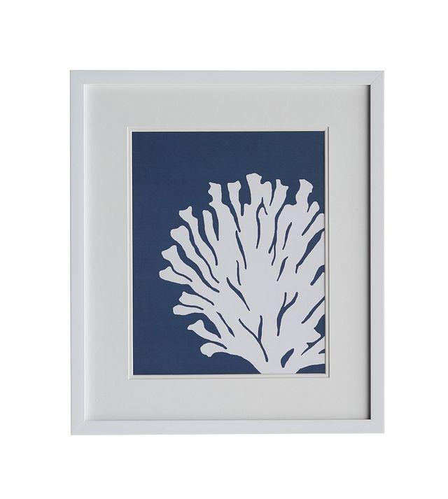 Andros Dark Blue Framed Wall Art (0)