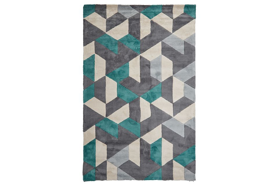 Juvel Green 5x8 Area Rug