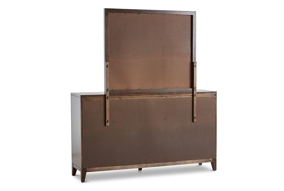 Sedona Dark Tone Dresser & Mirror