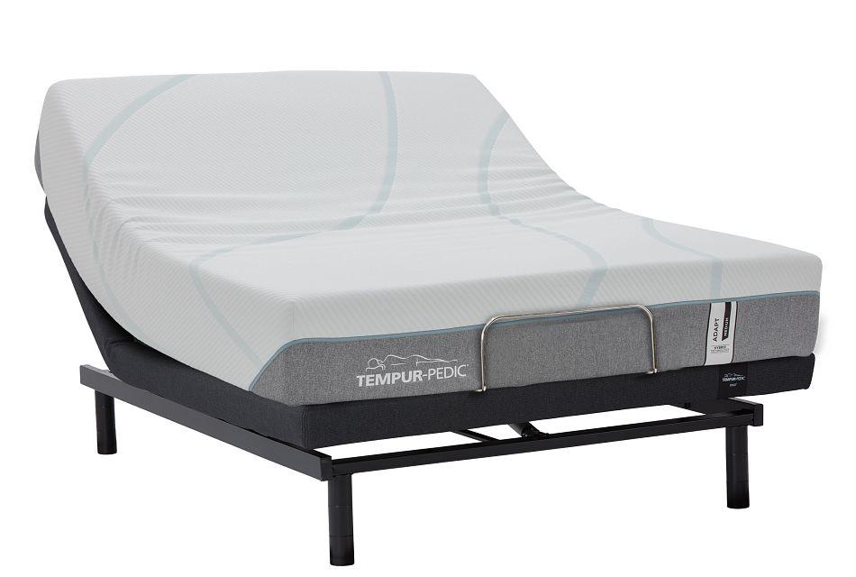 Tempur-Adapt® Medium Hybrid Ergo Adjustable Mattress Set, Queen