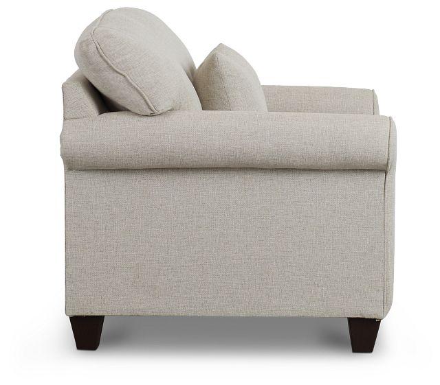 Cameron Beige Fabric Chair (2)