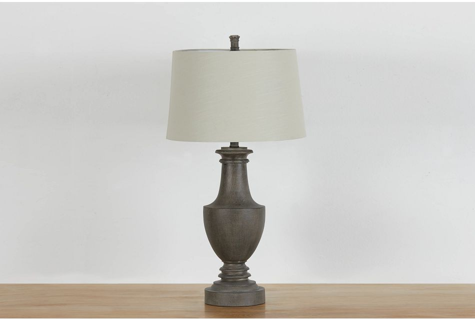 Potter Brown Table Lamp