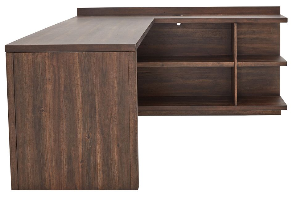 Vista Mid Tone Return Desk
