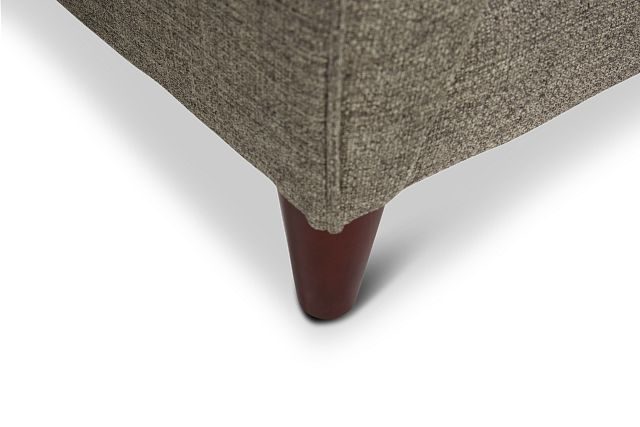 Jensen Dark Gray Fabric Sofa