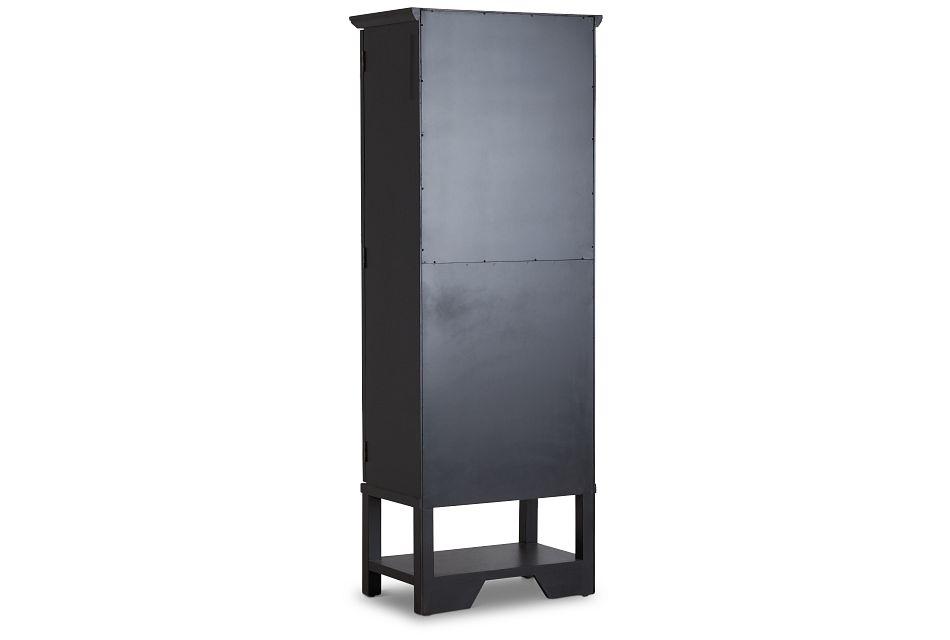 Poem Mid Tone Wood Cabinet