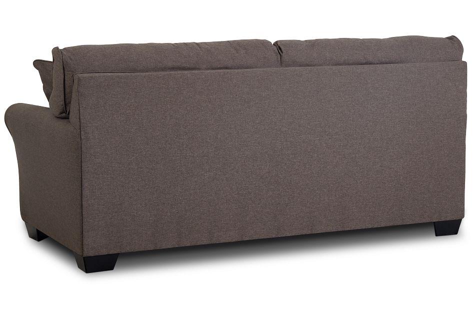 Laryn Dark Gray Micro Sofa