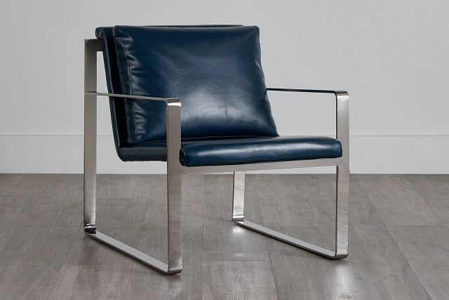 Roslin Blue Uph Accent Chair (0)
