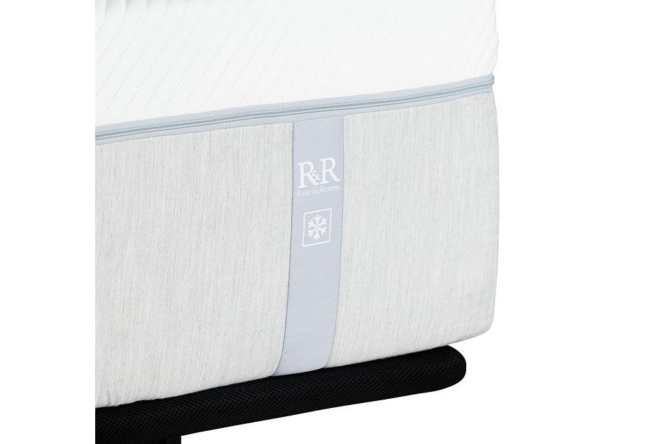 "Rest & Renew Cooling Memory Foam 12""  Mattress"