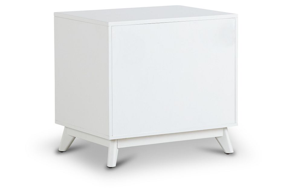 Kayson White Nightstand