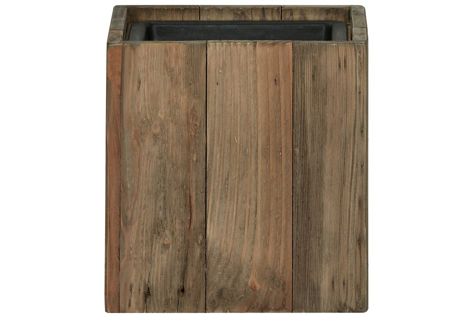 Beth Small Square Planter