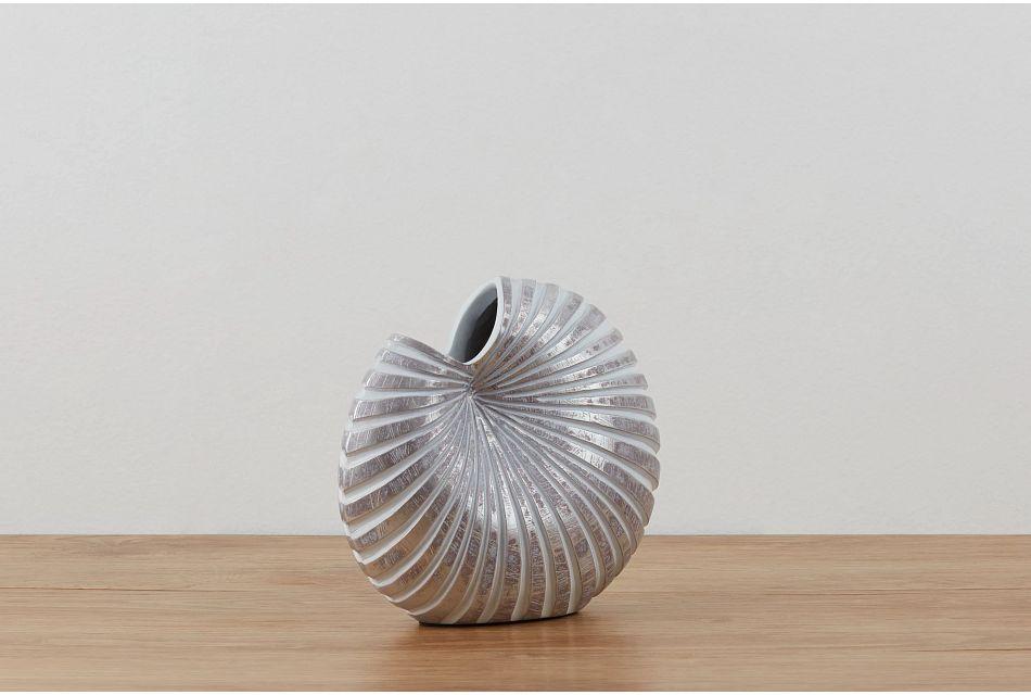 Calicho Silver Medium Vase