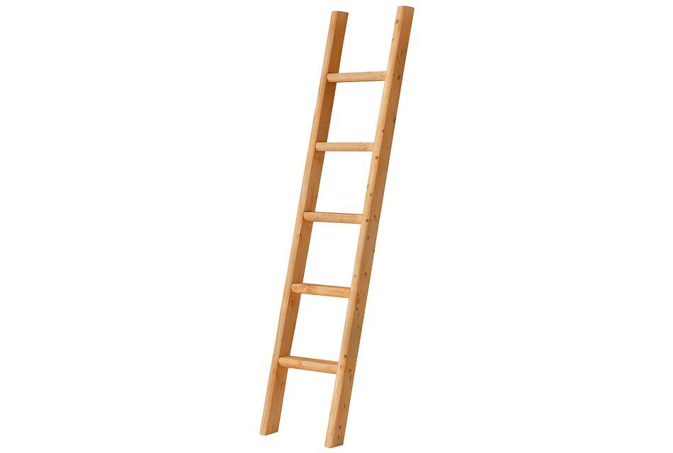 Cinnamon Mid Tone Bunk Ladder