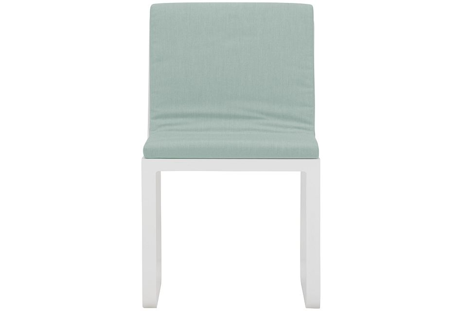 Ibiza Teal Side Chair
