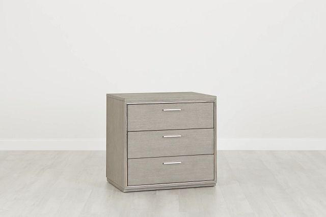 Highline Gray Drawer Cabinet (0)