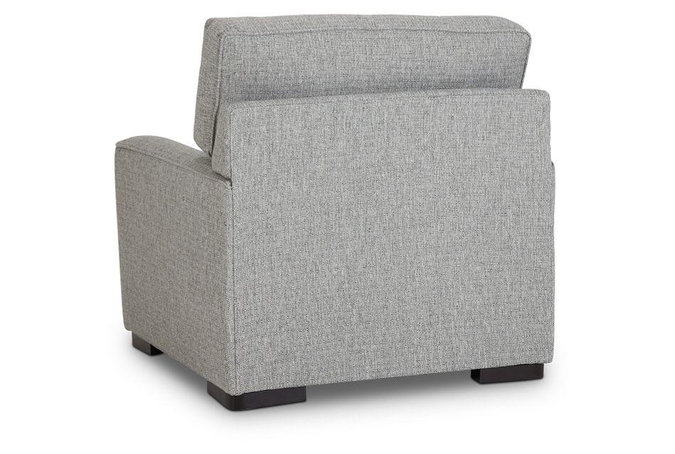 Austin Gray Fabric Chair