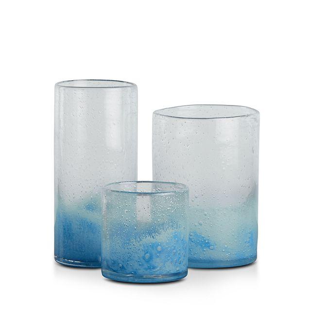 Allie Blue Vase (2)