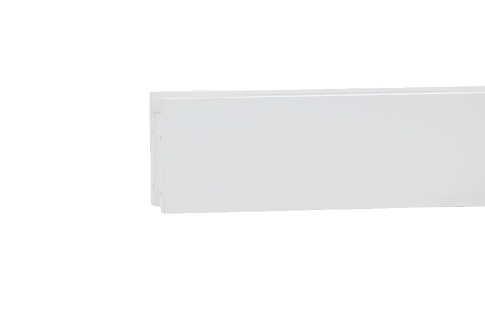 Parker White Full Bed Conversion Kit, %%bed_Size%% (1)