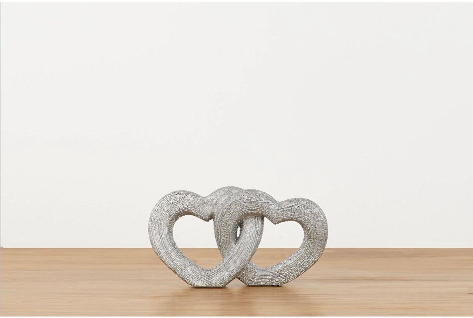 Lovely Gray Sculpture