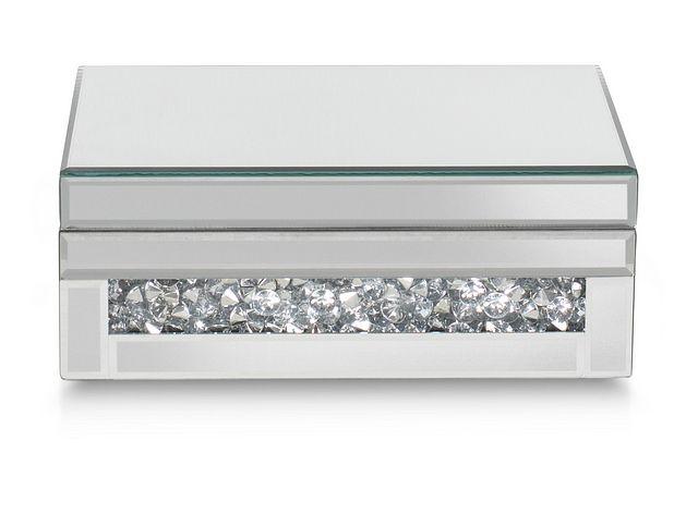 Paris Silver Medium Box (0)