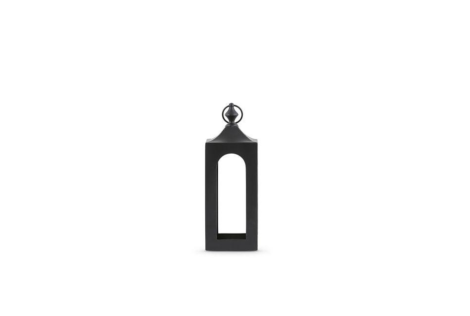 Austin Metal Small Lantern,  (1)
