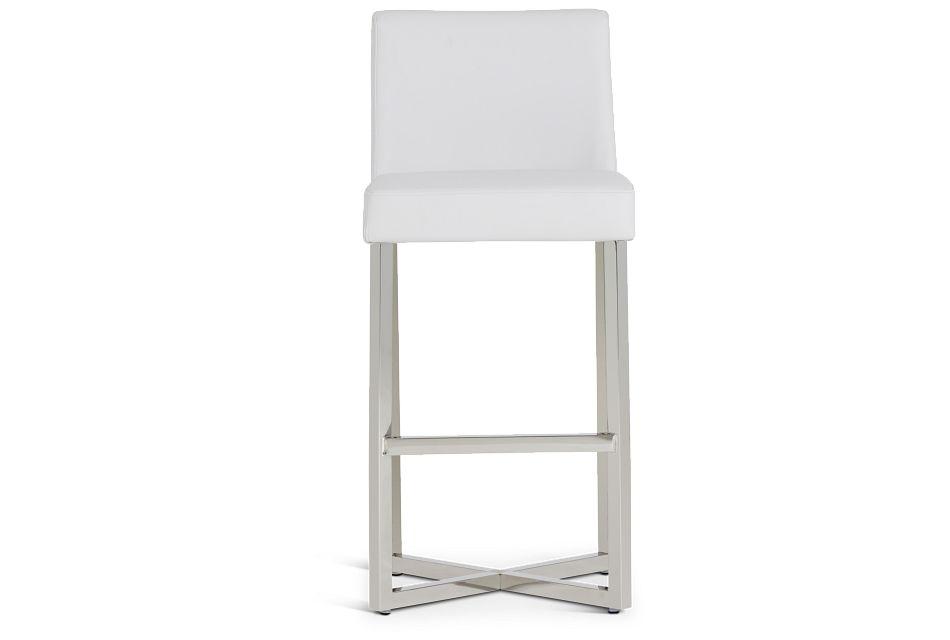 """Howard White 30"""" Upholstered Barstool,  (3)"""