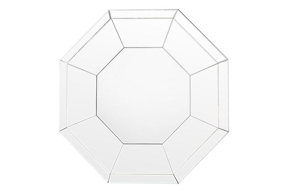 Vega Silver Mirror