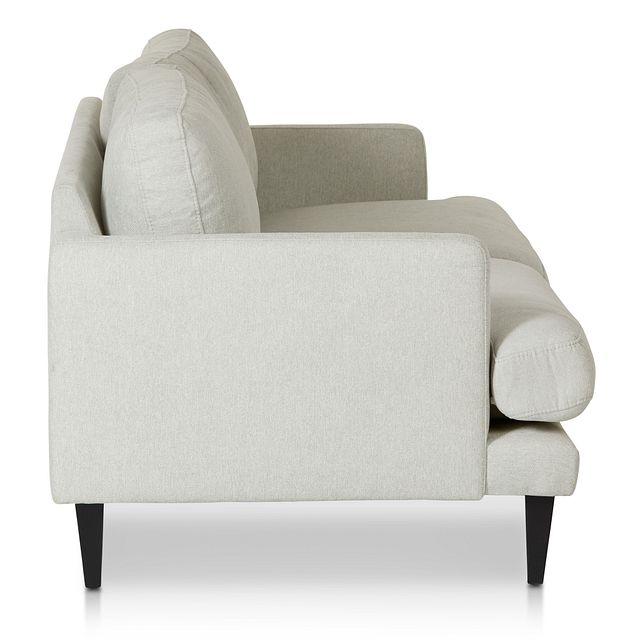 Fremont Light Beige Fabric Sofa (2)