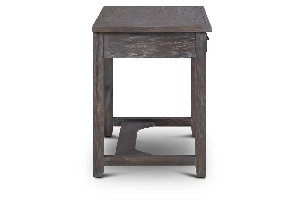 Bungalow Mid Tone Computer Desk
